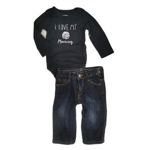 6-12 MONTHS MIX N MATCH OUTFIT EUC / NWOT